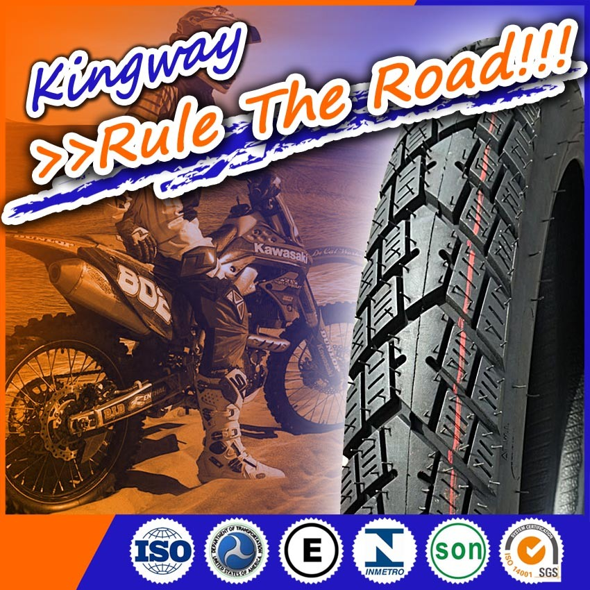 Top Quality Motorcycle Tyre (2.25-18 3.00-18) Tt&Tl