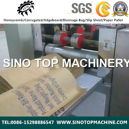 CE Cerfificatd Automatic Container Loading Dunnage Airbag Machine