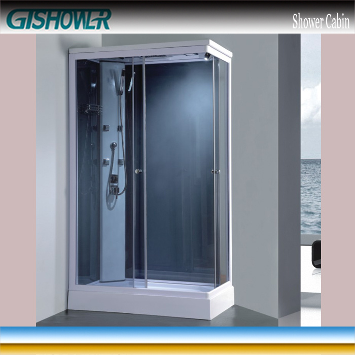 Sliding Complete Jetted Shower Cabin (KF-T017)