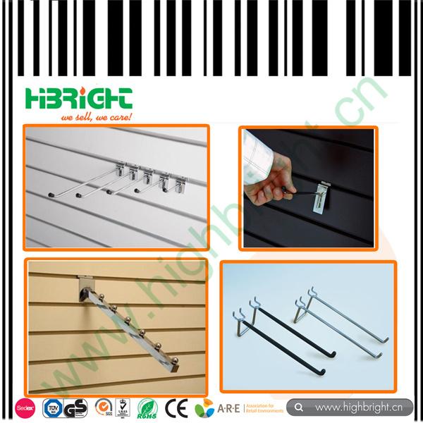 Zinc Galvanizing Display Hooks Metal Hangers