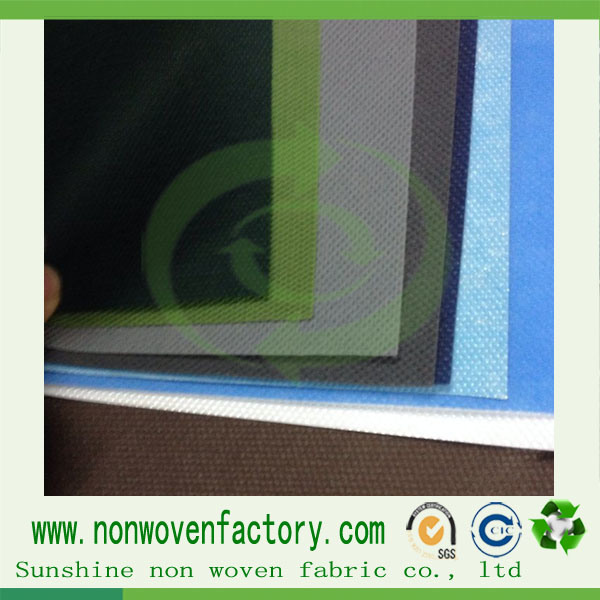 Polypropylene Table Cloth Non Woven Fabric Textile
