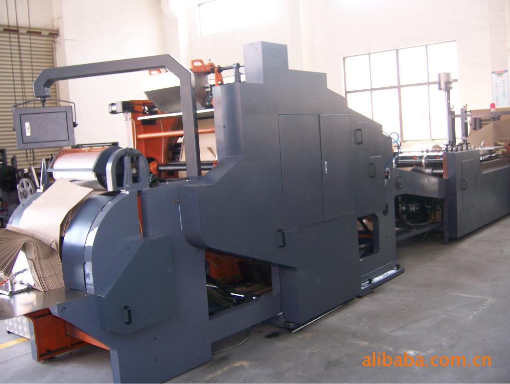 Paper Bag Making Machine (HD550)