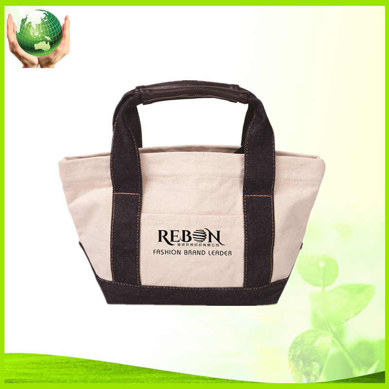 Natural / White / Colored 100% Thick Cotton Canvas Bag