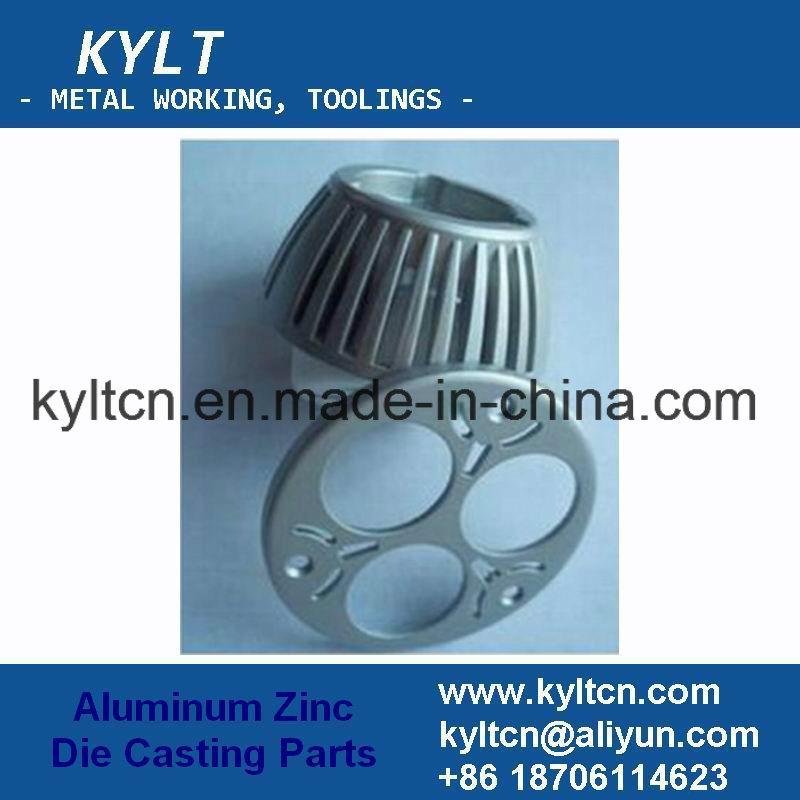 OEM Precision Aluminum Alloy Injection Moulding Inc (Spain/Espanol)