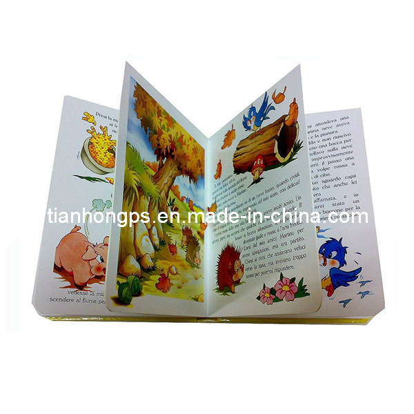 Children Books, Hard Cover Book (OEM-CB001) , Offset Printing