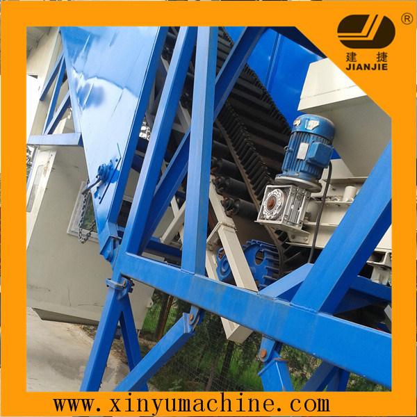 Mobile Concrete Mixing Plant (HZS35)