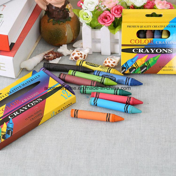 Multicolor Promotion Wax Crayon