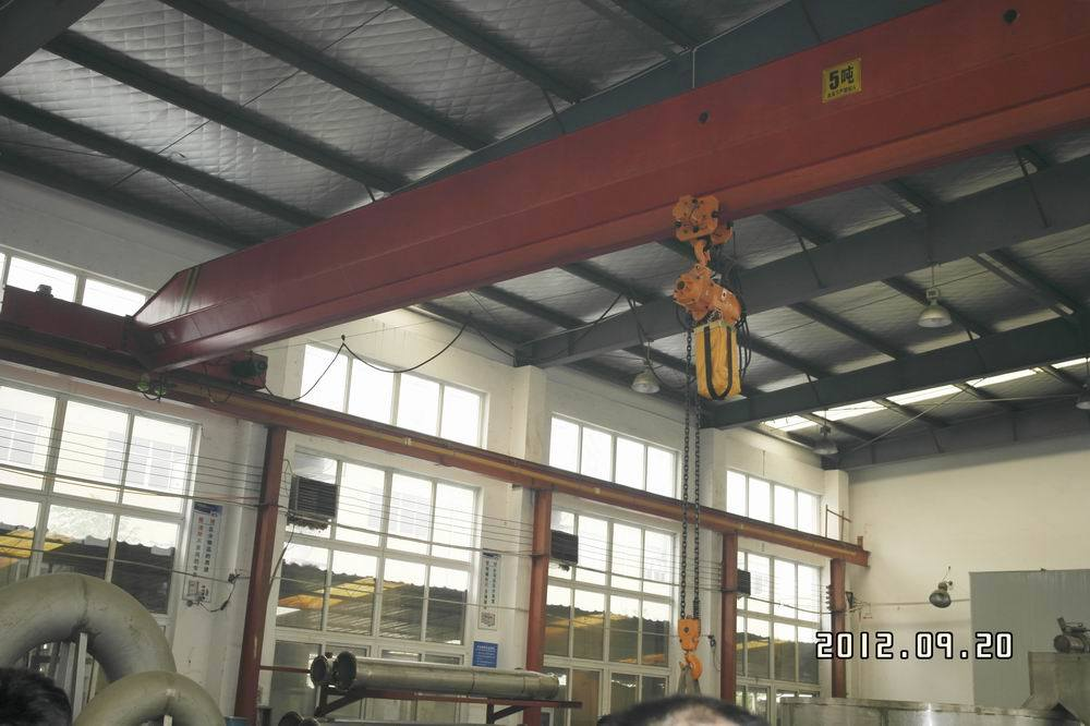 Hoist Construction in Saudi Arabia (WBH-00501S)