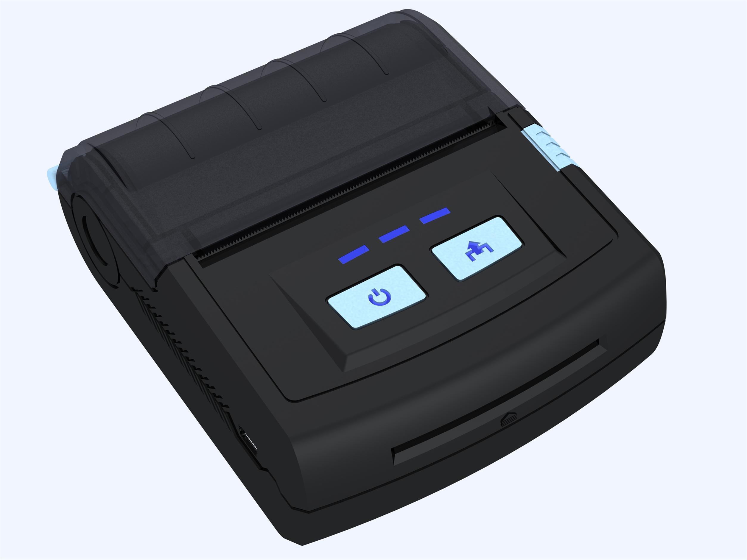 80mm Portable Thermal Printer with WiFi Interface