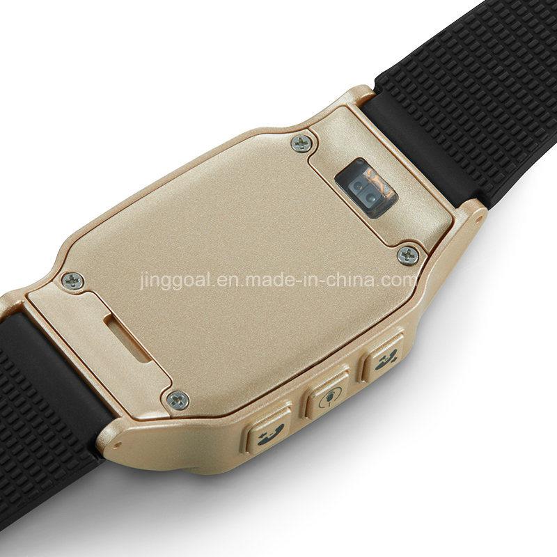Smart Waterproof Tracking Locator Elderly GPS Tracker Watch for Old Man