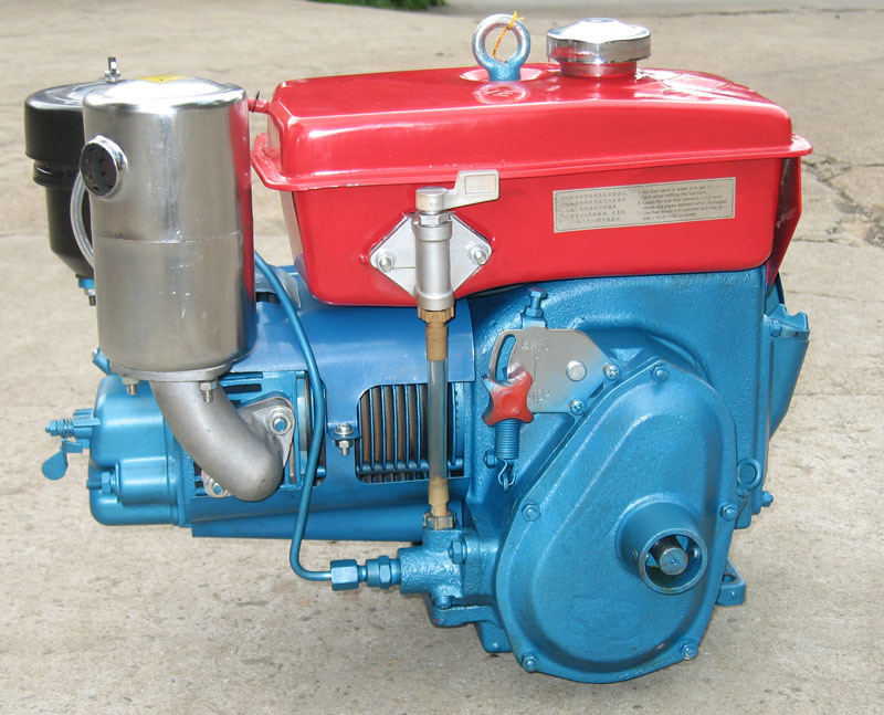Air Cooled Diesel Engine with 5HP