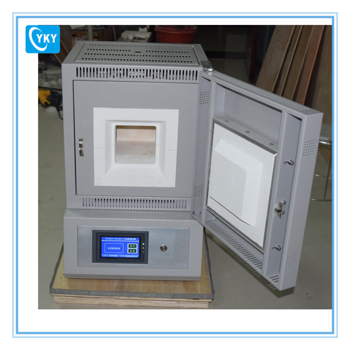 High Temperature Laboratory Gem Sapphire Heating Muffle Furnace