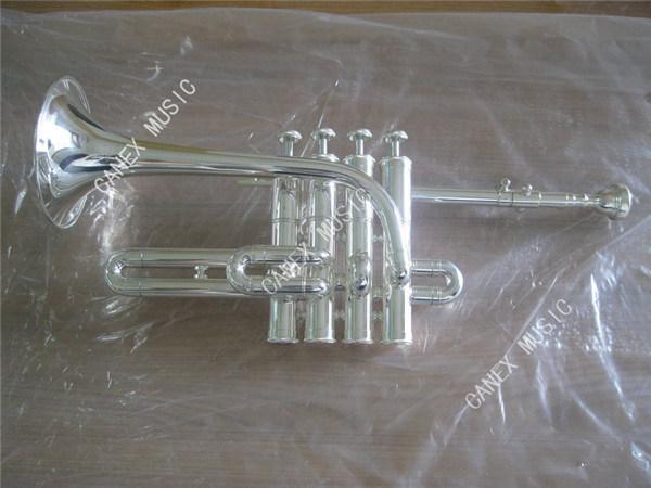 Piccolo Trumpet / Bb Trumpet/ Brass Instrument Trumpet