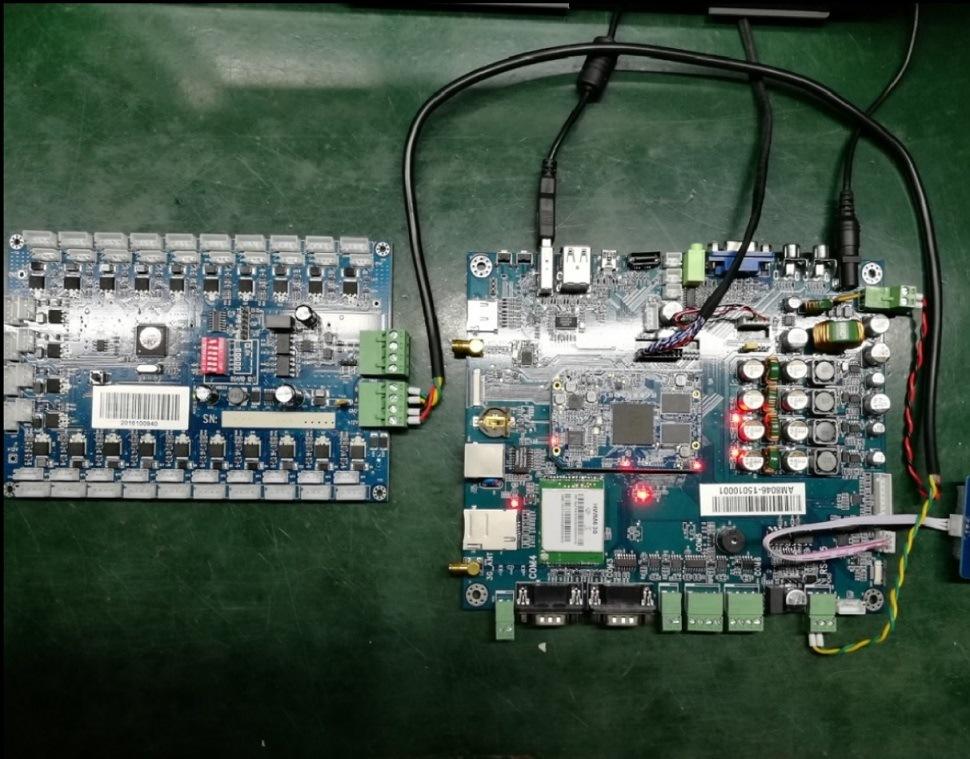 Parcel Delivery Locker System Master Controller (AM8046)