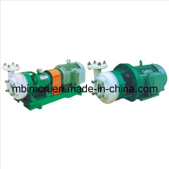 FSB Fluoroplastic Alloy Centrifugal Pump (25FSB-25)