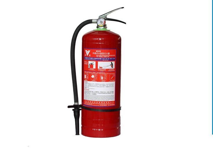 Water Fire Extinguishers Equipment