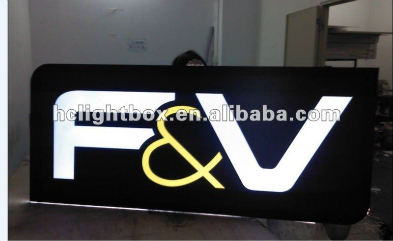 Top Quality A0 A1 A2 A3 A4 Acrylic Frame LED Advertising LED Display (Model 1130) !