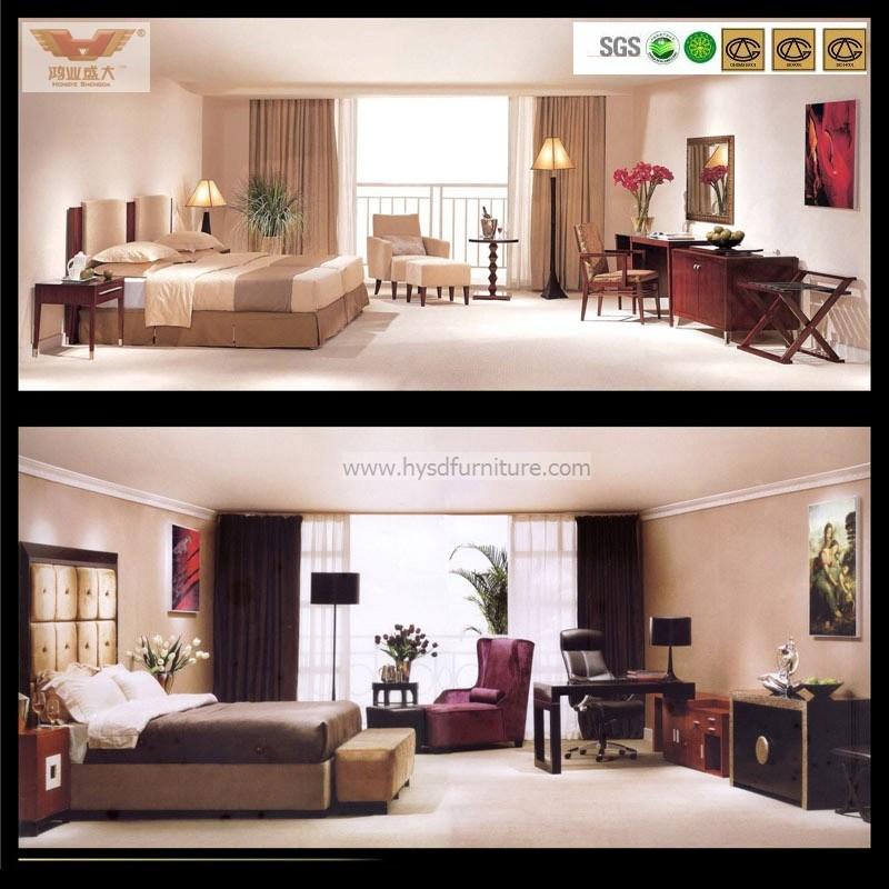 Modern Hotel Lobby Furniture for Sale Dining Room Coffee Table and Chair Furniture (HY-017)
