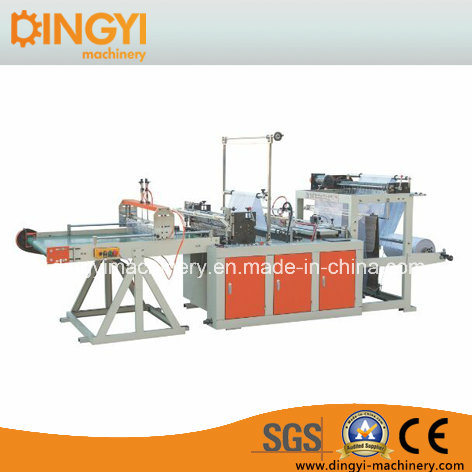 Bottom Sealing&Cutting Machine with Conveyor