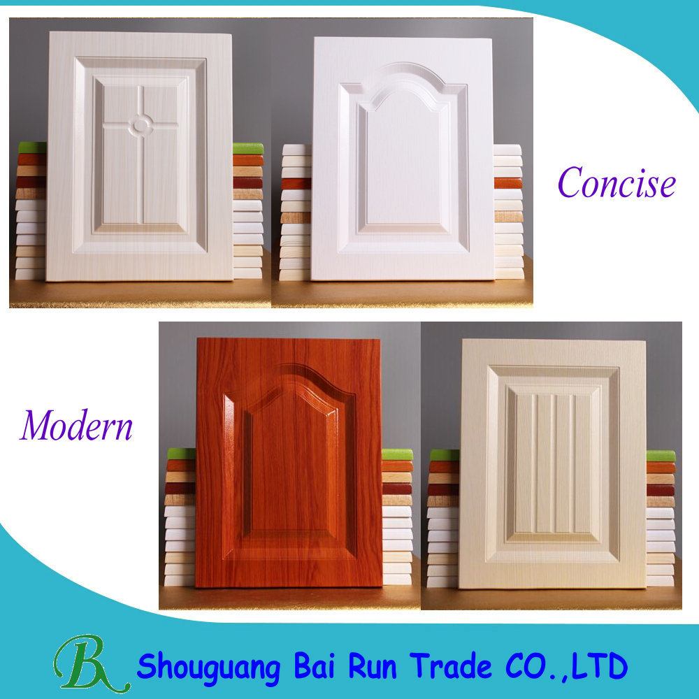 PVC Thermofoil Kitchen Cabinet Door