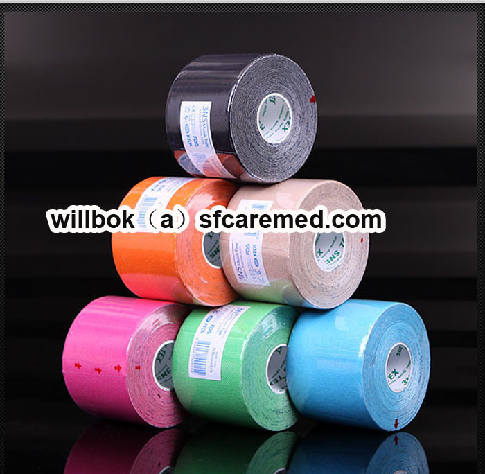 Kinesiology Muscle Tape