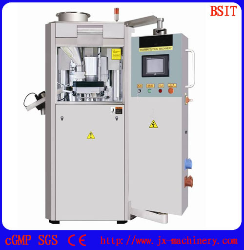 Rotary Pill Tablet Making Press Machine (ZPT-20)