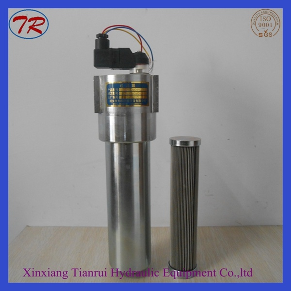 Pha060 Stainless Steel 42MPa High Pressure Hydraulic Line Filter