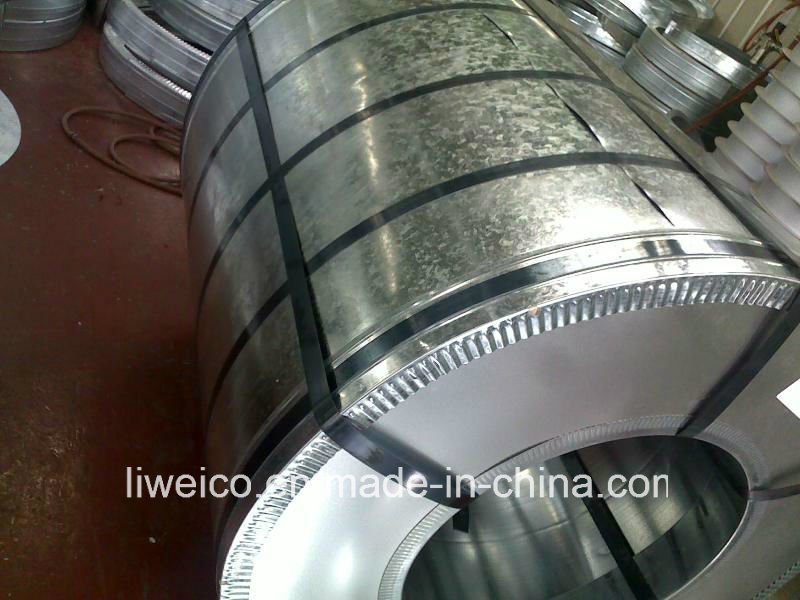 Galvanized Steel Coil/Gi for Roofing Sheet and Color Base Materials