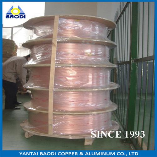 Lwc Copper Coil Tube