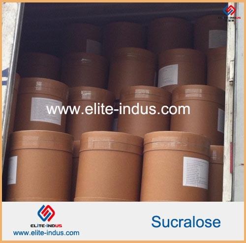 High Sweetness Food Sweetener Sucralose Powder