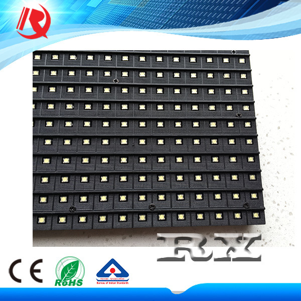 Hight Brightness SMD3528 P10 Single Color LED Moudle for Programable Sign
