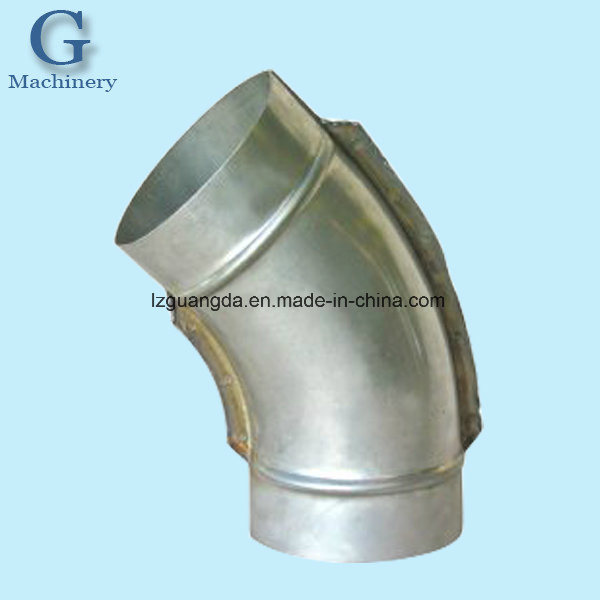 OEM High Quality Weld Pipe Fittings Welded Elbow