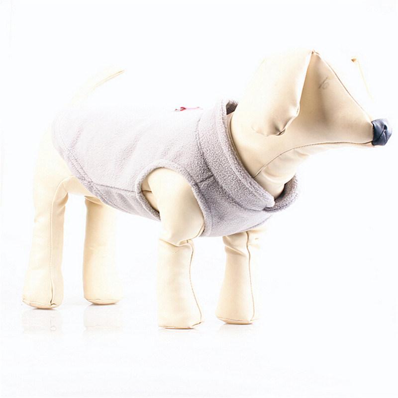Pet Accessories Coral Fleece Wholesale Dog Vest