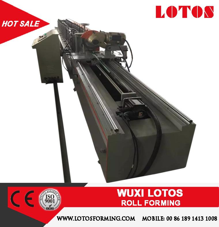 Octagonal Tube Forming Machine Lts-40