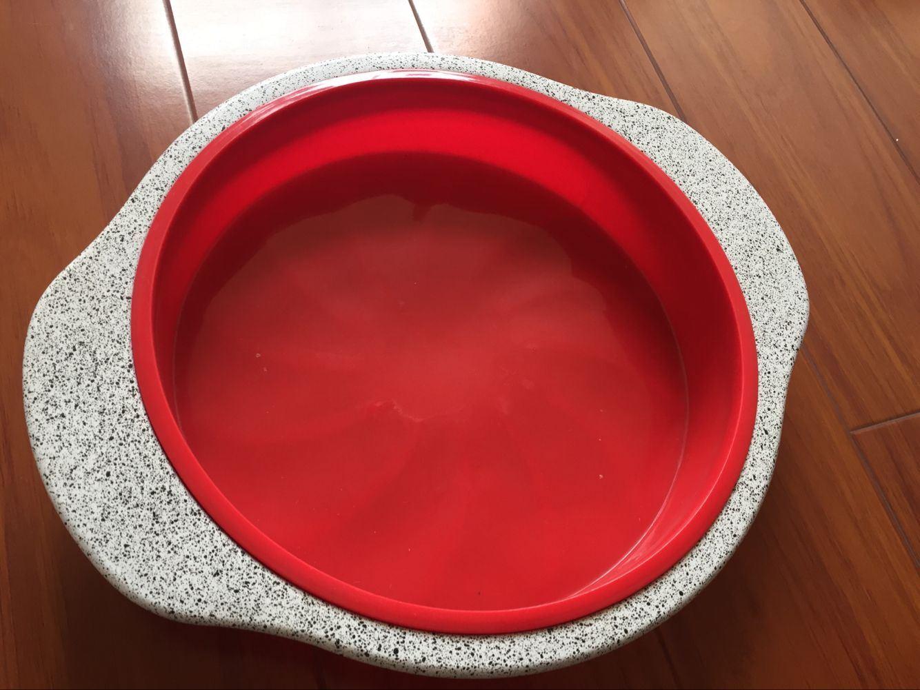 Silicone Mold Round Cake Pan & Cake Mould &Bakeware FDA/LFGB (SY1601)