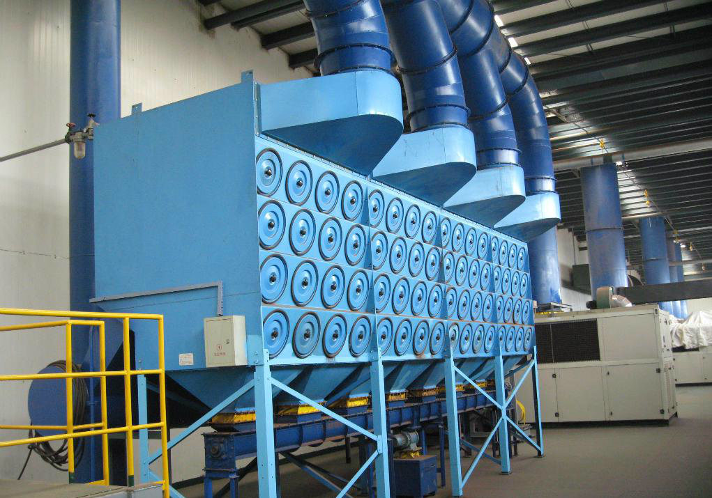 Dust Extraction Dust Collection Filter Cartridge Dust Collector (6000 M3/H)