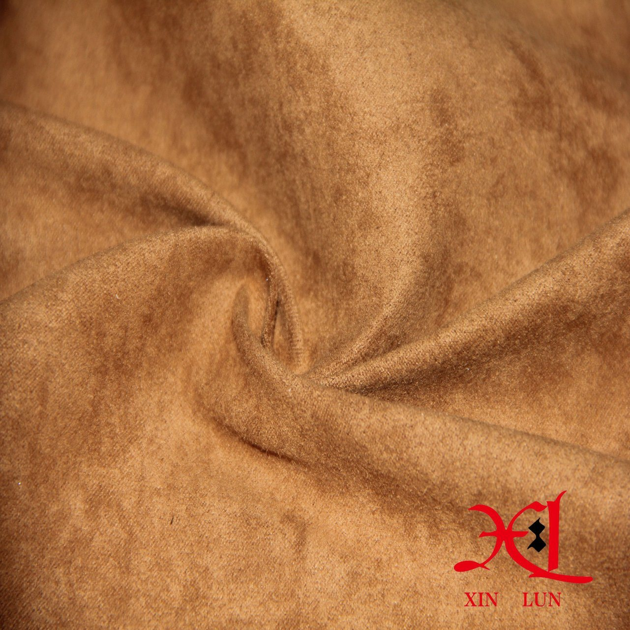100% Polyester Suede Fabric for Upholstery/Bag