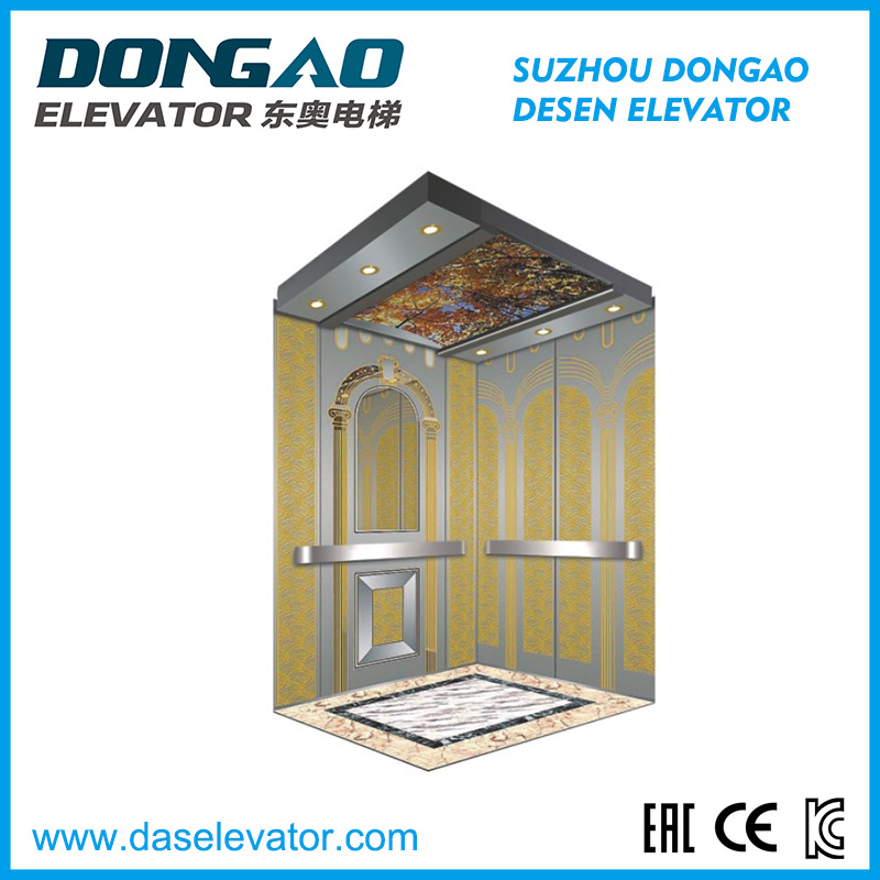 Small Machine Room Passenger Lift of Good Quality (VVVF Drive)
