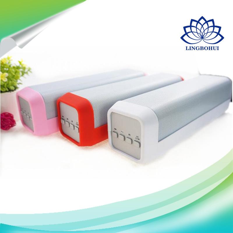 1200mAh LED Light Wireless Portable Professional Mini Speaker