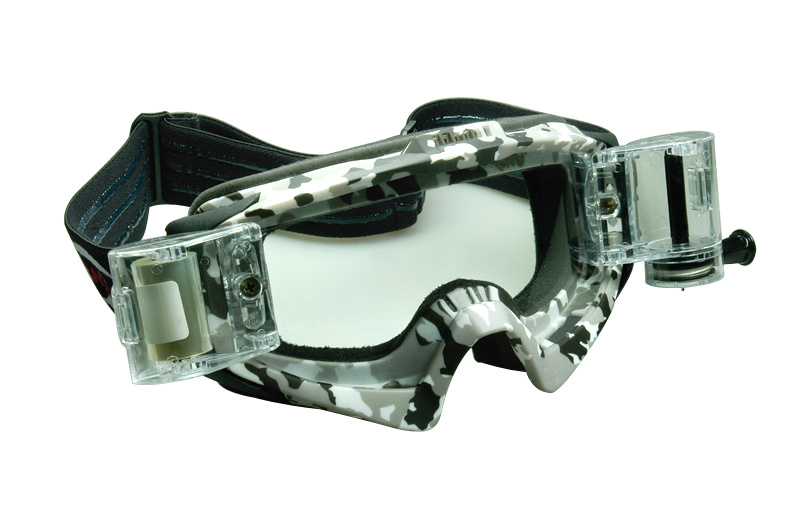Camouflage Transfer Printing Motorcycle Goggles