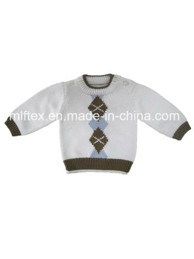 Cotton Sweater Pullover Children Baby