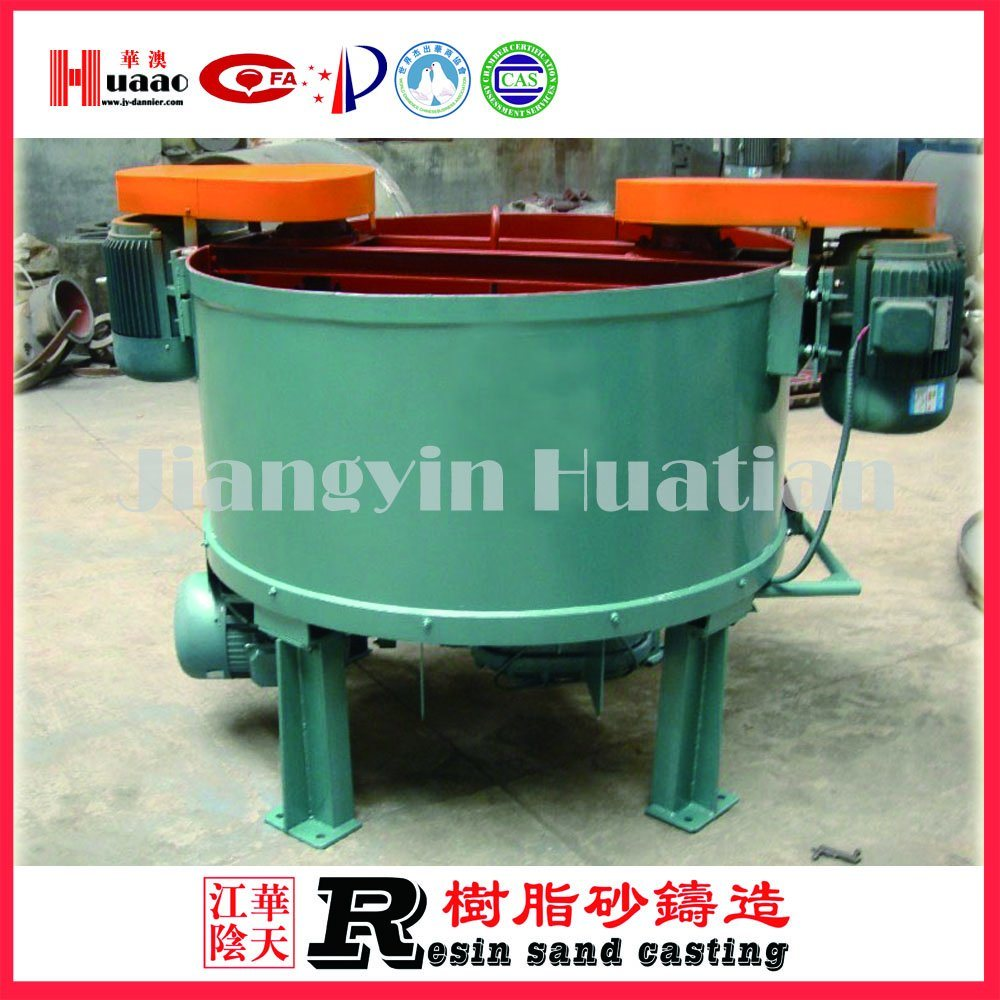 S14 Series Rotor Type Sand Mixer