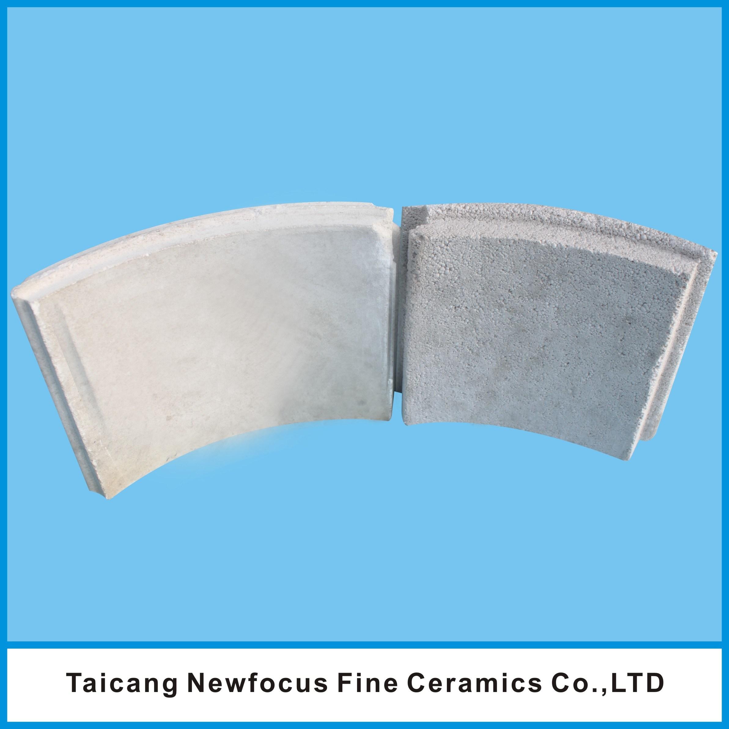 High Temperature Tefractory Structure-Zirconia Brick