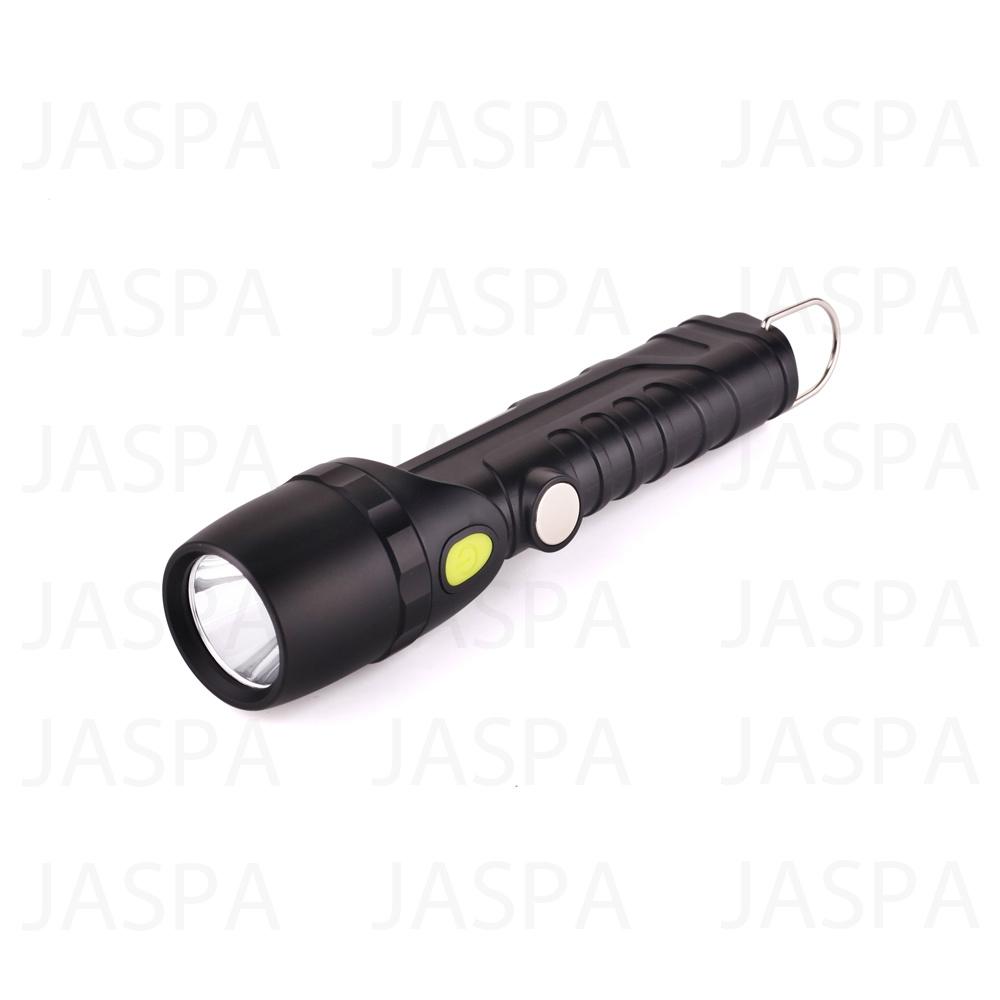 High Quality Multi-Functional Aluminum & Plastic Flashlight