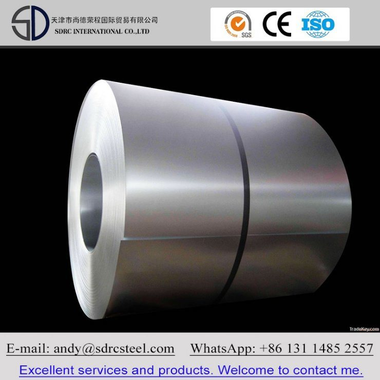 508mm Inner Diameter SPCC Cold Rolled Steel Coil