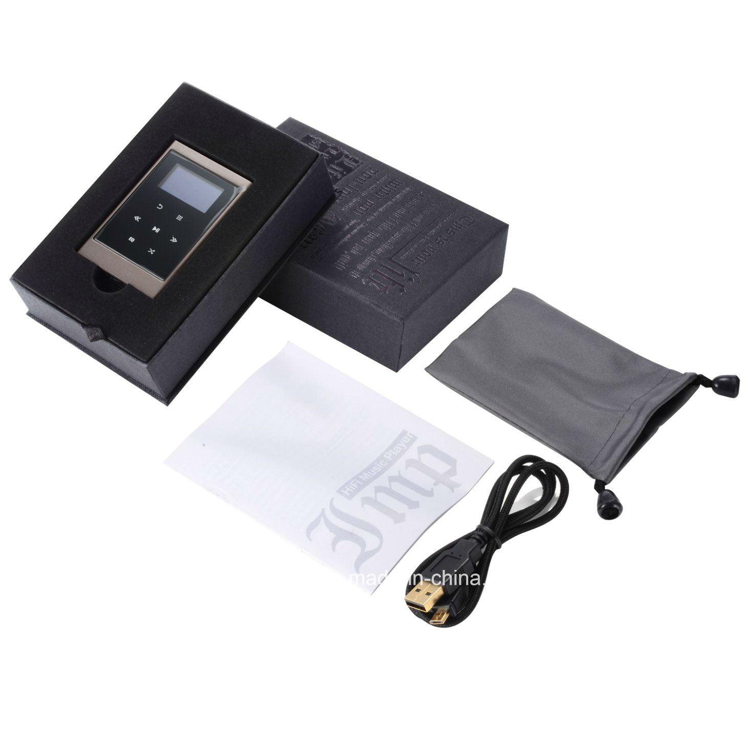 1.3 Inch HiFi MP3 Player