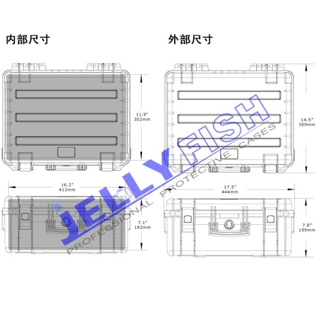 Waterproof Case Fs03