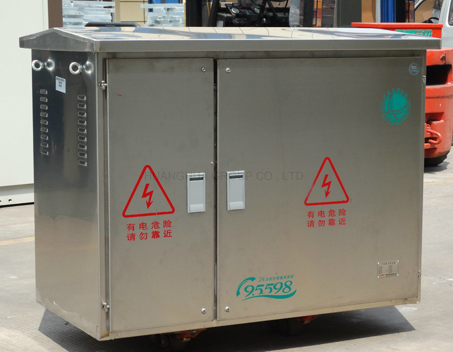 Jp Outdoor Stainless Water Proof IP 56 Power Distribution Box