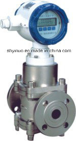 Positive Displacement Flowmeter with Electronic Counter