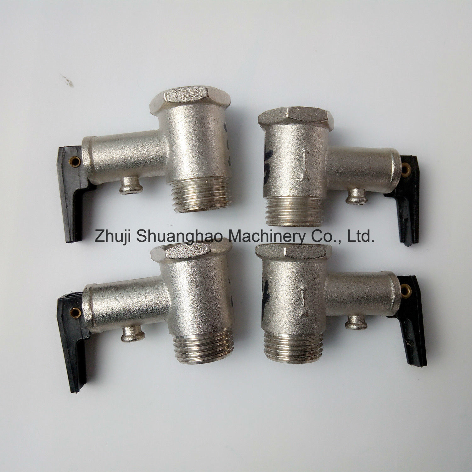 Safety Relief Valve for Water Heaters